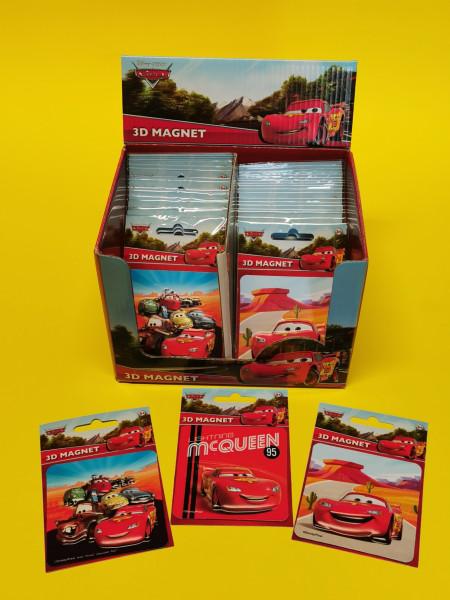 3D Magnet Cars Sticker