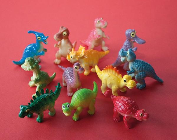 Lustige Dinos