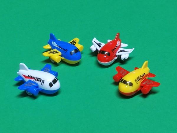 Passagier - Flugzeuge mit Rückzug