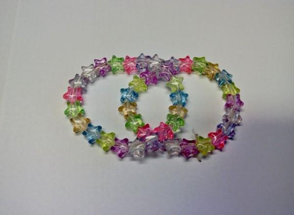 Sternchen-Armbänder