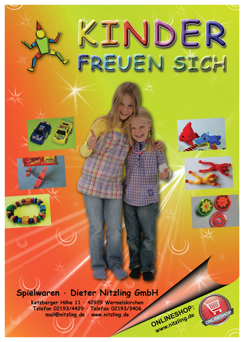 Katalog Spielwaren Dieter Nitzling Gmbh