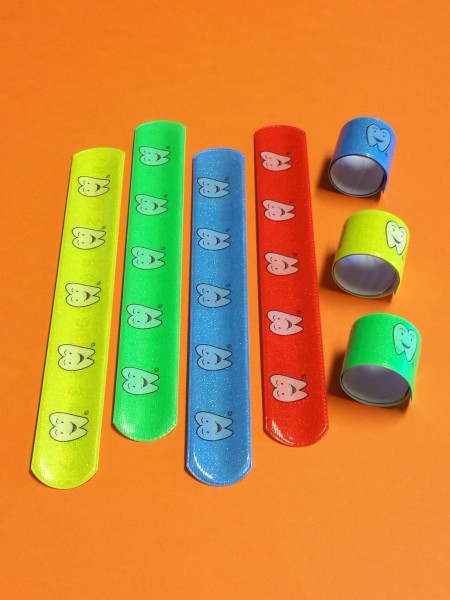 Schnapparmband Zahn