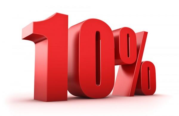 10% Natural-Rabatt ab einem Bestellwert von 132,- €
