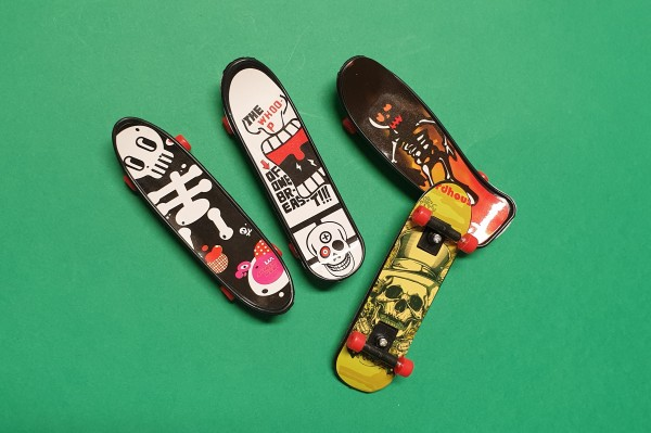 Finger - Skateboards