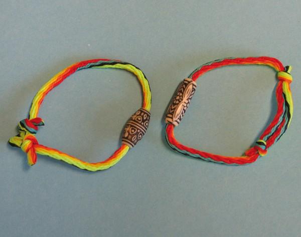 "Armbänder ""Indianer Style"""