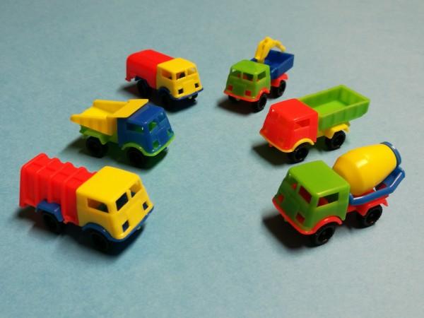 Baufahrzeuge Neu
