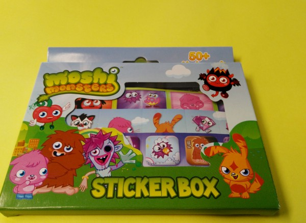Stickerbox