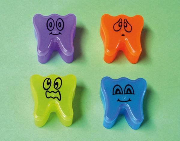 Zähnchendosen
