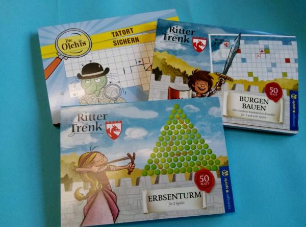 Blockspiele Die Olchis + Der kleine Ritter Trenk