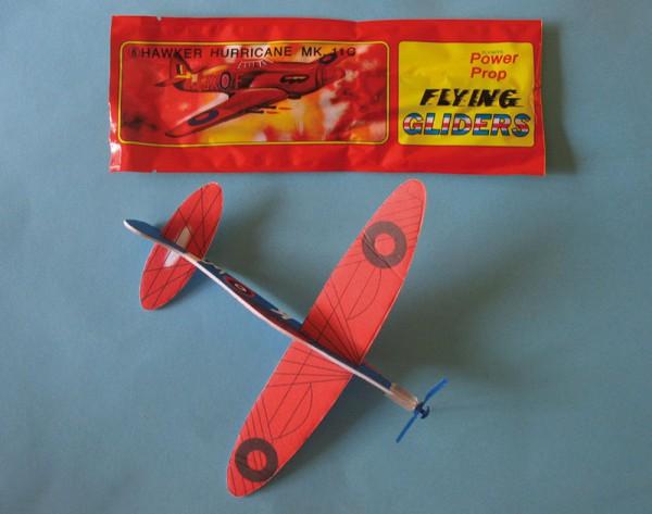 Styropor Flugzeuge