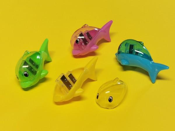 "Bleistiftanspitzer ""Delfin"""